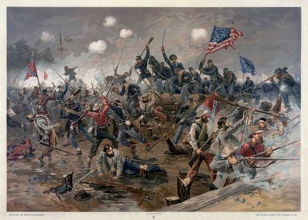 Battle_of_Spottsylvania_by_Thure_de_Thulstrup